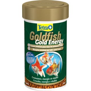 Tetra Goldfish gold energy 100 250 ml