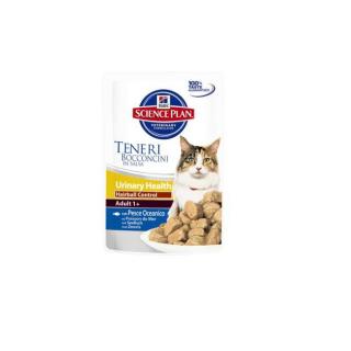 Hill's feline adult urinary healt hairball control 12x85 gr