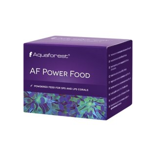 AF POWER FOOD 20gr energetico per coralli