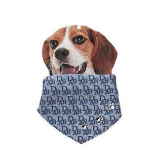 Collare con foulard per cani Fuss Dog