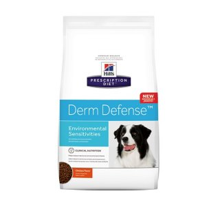 Hill's Prescription Diet Canine Derm Defense Skin Care