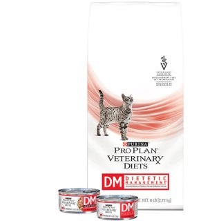 Purina Cat Veterinary Diets DM Diabetes 1,5 kg