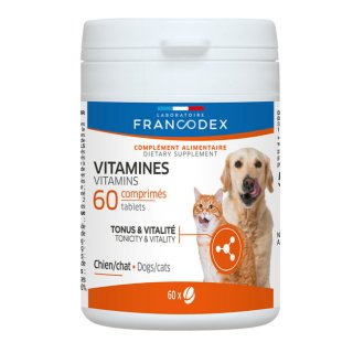 Vitamine Francodex 60 compresse