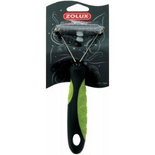 Zolux striglia taglia nodi per distaccare a 10 denti con protezione 470 729