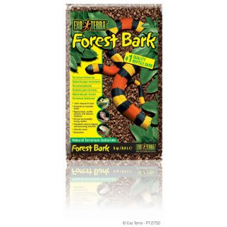 Forest bark substrato per terrari