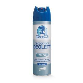 deodorante al talco per gatti bayer