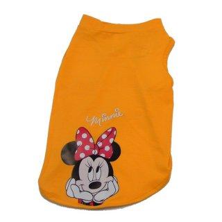 Disney T-SHIRT MINNIE GIALLA