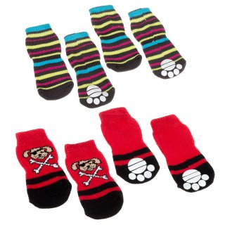 Ferplast Calzini Antiscivolo per Cani Pet Socks Antislip