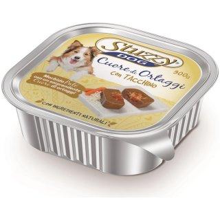 Stuzzydog cuore di ortaggi con tacchino 300gr scadenza 14/09/2021
