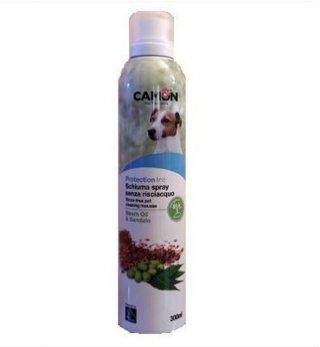 Olio di neem Shampoo secco schiuma