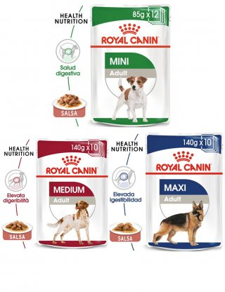 Adult buste cane Royal Canin