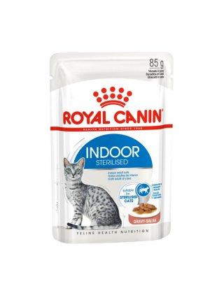 Royal canin buste indoor Salsa 12x85 Gr