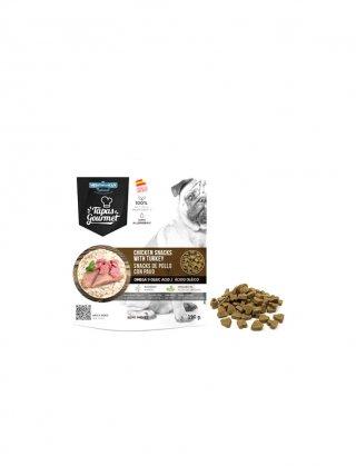 Tapas Gourmet snack naturali per cani
