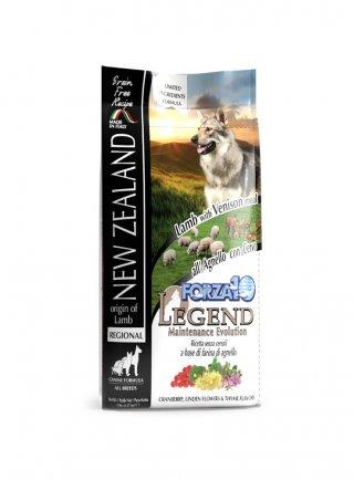 Forza10 Legend New Zeland mangime cane lb 5 kg 2,27