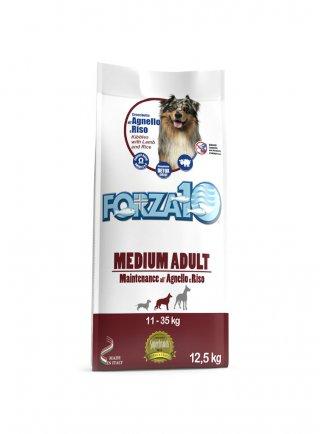 Forza 10 Medium Adult Maintenance Agnello e Riso kg 12,5