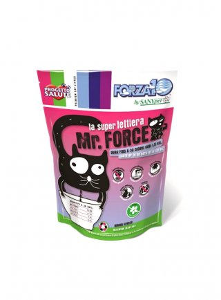 Super Lettiera Mr. Force  kg 1,5