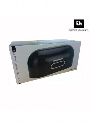Cassetta Pane Excellent Houseware Portapane Rosso 43x20x22 cm