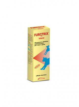 Repellente per cani e gatti furotrix interni