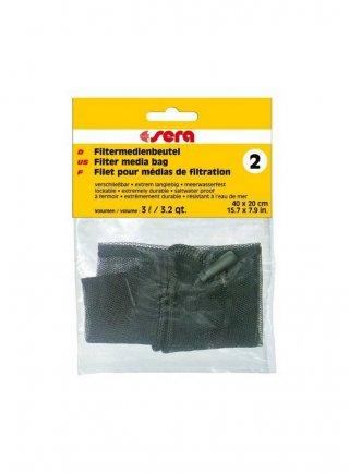 Sera sacchetto N°2 per materiali filtranti