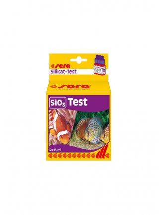 Sera Test a Reagente SiO3 (Silicati)