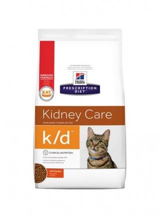 Hill's feline K/D 400 gr secco
