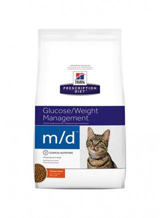 Hill's feline M/D 1,5 kg