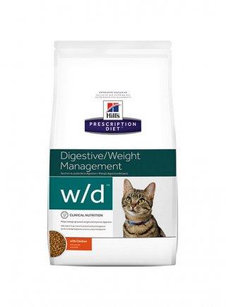 Hill's feline W/D 1,5 kg