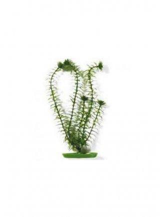 Pianta finta anacharis per decorazione acquario 37,5 cm