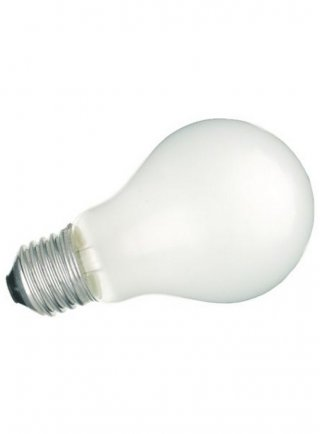 Lampada riscaldante EGB 40W (AGL E 27)