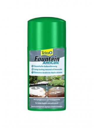 Tetra pond fountain anti calc elimina e previene i depositi di calcio 250 ml