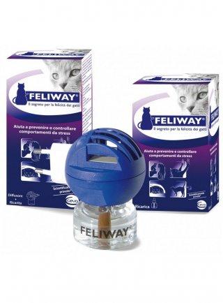Feliway diffusore Elettrico con Flacone 48ml Gatto