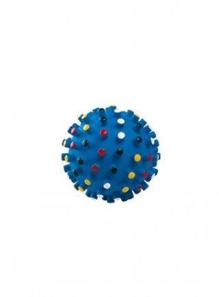 Palla vinile punte colorate ferplast medium