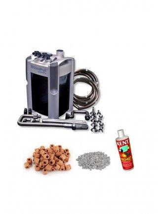 JBL Cristal PROFI - Filtro esterno per acquari modelli: E 401 E702 E902 E1502 E1902 + kit omaggi