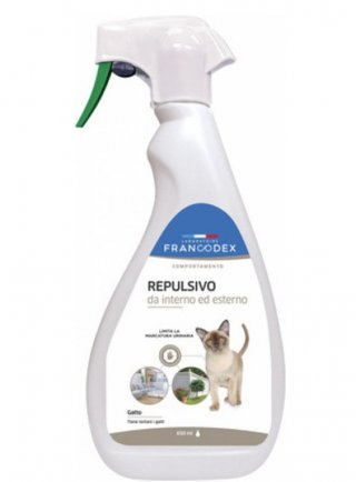 Repellente per gatti francodex 650ml
