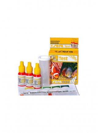 Sera Test a Reagente NH4 / NH3 (Ammoniaca/Ammonio)