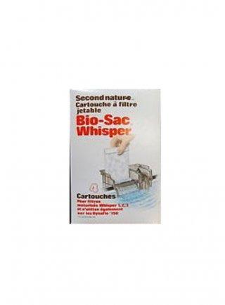 Second nature whisper Bio-bag saccheti filtranti