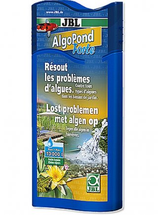 JBL AlgoPond GREEN contro le alghe unicellulari (acqua verde)