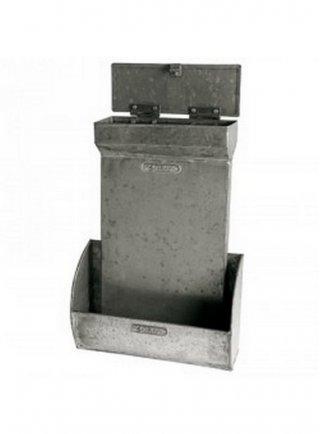 Mangiatoia distributore Zolux in metallo galvanizzato per piccoli animali 234370