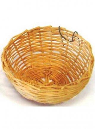 Nido canarini in bambu' diametro cm 10
