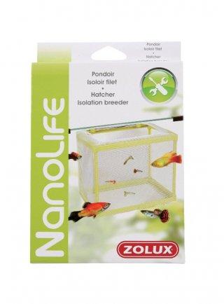 Zolux nido allevamento da appendere per ogni tipo di pesce