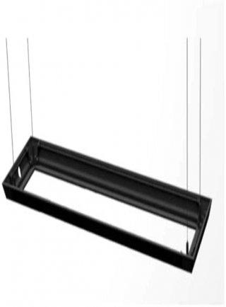 Kit pendente per ReefLed 90 Nero 100cm