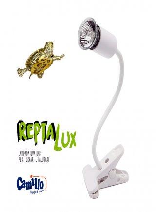 ReptaLux lampada per terrai