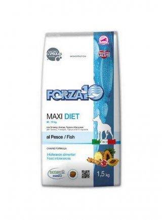 forza 10 maxi diet pesce