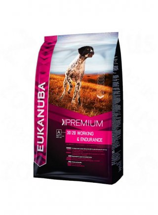 Eukanuba Dog Platinum Performance All Working Endurance Chicken kg 15