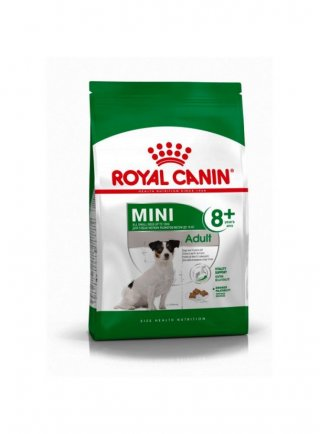 Mini Adult 8+ cane Royal Canin