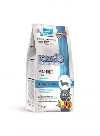 Forza 10 mini diet low grain