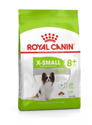 X-Small Adult 8+ cane Royal Canin