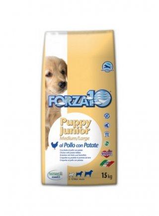 Puppy Junior Pollo e Patate M/L  kg 12,5