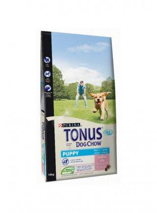 Purina Tonus Cane Puppy Dog Chow (Puppy Agnello e riso) agnello 3 e 14 kg