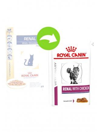 Renal umido gatto Royal Canin